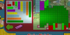 Curious George Chock A Block Zoo Cartoon Animation PBS Kids Game Play Walkthrough