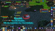 WoW PvP - One Shot a PRO! | Mage PvP Arena in WoW Cataclysm 4.3 / FIXED