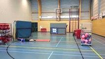 Turndemo Summa College Eindhoven Sport en Bewegen