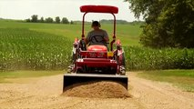 NorTrac 35XT 35 HP 4WD Tractor with Front End Loader + Ag. Tires