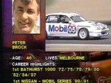 Peter Brock / Larry Perkins 1991 Tooheys Top10 Shootout Full