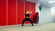 "Dancehall freestyle: Major lazer - ""Lean On"""