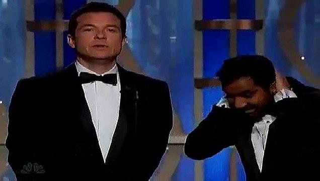 2013 Golden Globes Lena Dunham WINS Best Actress in a TV Series Comedy to Lena Dunham for