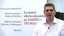 Presentación de los Contenidos del MBA de Empresas de Contenidos Digitales y Videojuegos