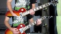 """""""Fat Lip"""" Sum 41 Cover (Both Guitars)"""