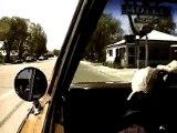 voitures américaines-route 66