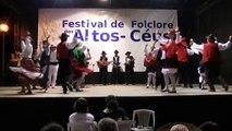 Chula Vareira Chula - Rancho Folclórico de S. Martinho do Campo - Santo Tirso 4.MTS