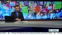 Canadian Aboriginals Storm Canadian Parliament: Joshua Blakeney on Press TV