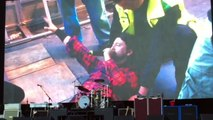 Dave Grohl Breaks a Leg During Concert ... ORIGINAL VIDEO!!!  (HD)