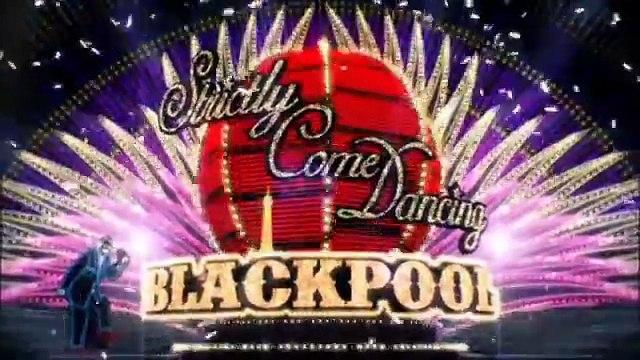 Ann Widdecombe Strictly Come Dancing- Samba