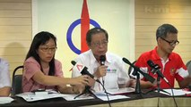 Kit Siang: GE13 is Malaysian tsunami, not Chinese tsunami
