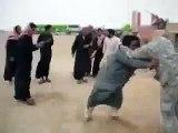 Street fighting   yanki of the sea coast shamed by a rustic iraki 2014 ~  street fight knockouts