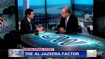 CNN's Reliable Sources: Al Jazeera English's Washington Bureau Chief Dispels The Myths About AJE