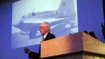 Capt. Eric 'Winkle' Brown talks about flying Messerschmitt Me 163 Komet