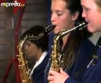 Bergvliet High School Big Band perform 'Smiling Faces' (30.05.2012)