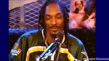 Snoop Dogg Gets Pwned By White Rapper Live #snoop dogg