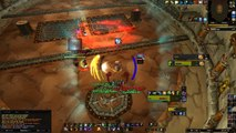 World of Warcraft WoW PVP Arena [Full Elite Gear] - 2v2 just for points with random