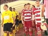 Coupe de Confédération _ Maghreb de Fès vs Club Africain TIFO ULTRAS FATAL TIGERS