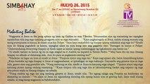 Simbahay | Hulyo 26, 2015 | Ika-17 Linggo sa Karaniwang Panahon