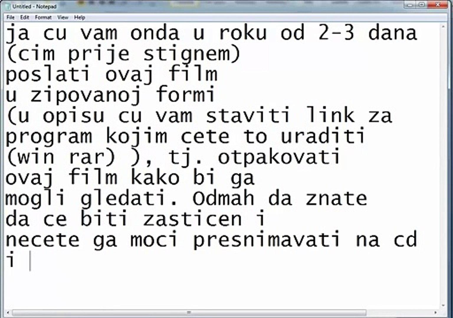 Online mraz film kao rani Kao rani
