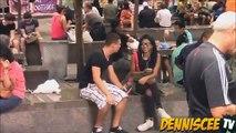 Fastest way to Kiss Girls - Kiss Strangers in 1 SECOND! - Kissing Strangers - Kissing Pranks