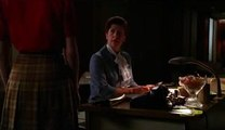 Mad Men: Peggy Olson talks to her Secretary
