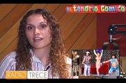 Angie Trujillo  Obras de Teatro La dama de Negro y El Tenorio Cómico