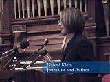 Naomi Klein - The Shock Doctrine (9/11)