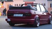 Wörthersee 2k15 - Golf mk1, Golf R32 e Polo GTI [FULLPOWERTV]
