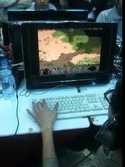 Thao tác tay game thủ FiO-Runa
