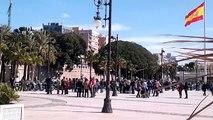 Cartagena . Puerto de Cartagena 4 Marzo 2012  ( Murcia - España )