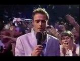 Mariah Carey and Westlife Never Too far / Hero (Live 2001)
