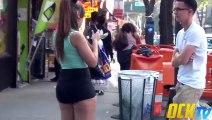 Farting in Public (Farting Prank) Pranks GONE WRONG - Farting in the Hood Prank - Pranks in the Hood