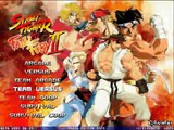 Street Fighter vs. Fatal Fury II - Terry Bogard vs Hon Fu