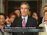 Ignatieff dodges questions about Liberal-NDP-Bloc coalition
