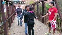 Pick Up Prank - Embarrassing Guys in Public - Picking Up Prank -  Pranks on People   Public Prank