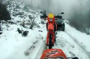 Caught by forester - Turn the volume up  [only GERMAN] Motocross, Enduro,Cross in the Forest