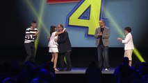 Toy Story 4 presentation at D23 Expo 2015 from Pixar