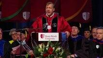 President's Address: Stony Brook University 17th Annual Winter Commencement