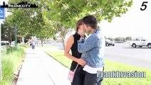 Kissing Prank Compilation (GONE WILD) Kissing Pranks  TOP 3 KISSING PRANK COMPILATION 2015