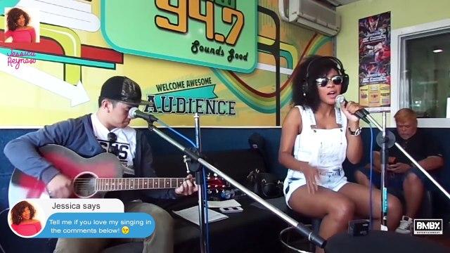 "Jessica Reynoso ""Where do broken hearts go"" LIVE Acoustic Session"