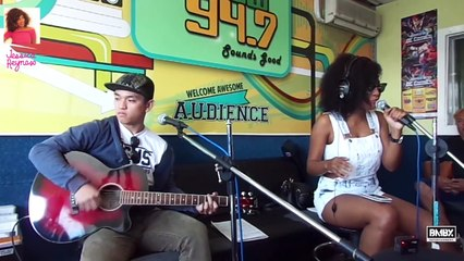 """Jessica Reynoso - """"Just Like You"""" LIVE Acoustic Session"""