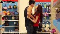 Best Kissing Pranks (Kissing Target Employees) Best Kissing Prank 2015 - PrankInvasion Kissing Game