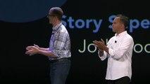 D23 Expo Panel Presentation FINDING DORY (HD) Ellen DeGeneres, Pixar 2016