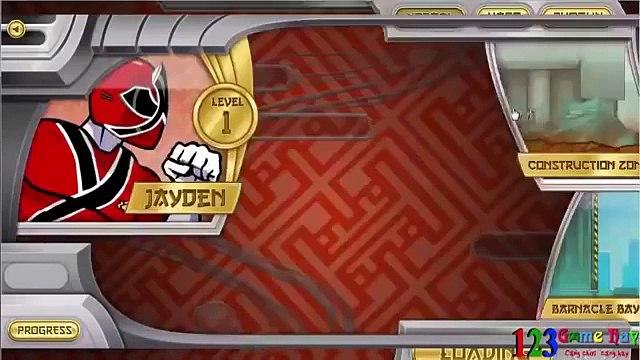 Game hoạt hình siêu nhân thần kiếm Chiến đấu khu vực xây dựng