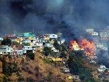 conaf Palma-1 video temporada de incendios 2007-2008