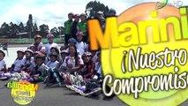 Institucional  Inauguran nuevos escenarios deportivos en Marinilla