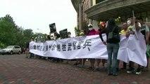 Explosion de Tianjin: craintes de pollution de l'environnement