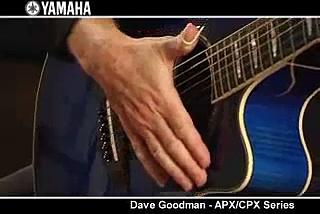 Yamaha Cpx