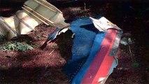 BREAKING NEWS - Flight attendants injured on flight from Newark
